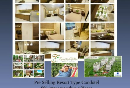 Copy of Featured property - Real estate flyer with QR code (Purple)
