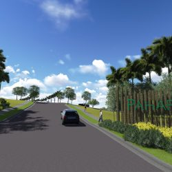 Pahara Entrance